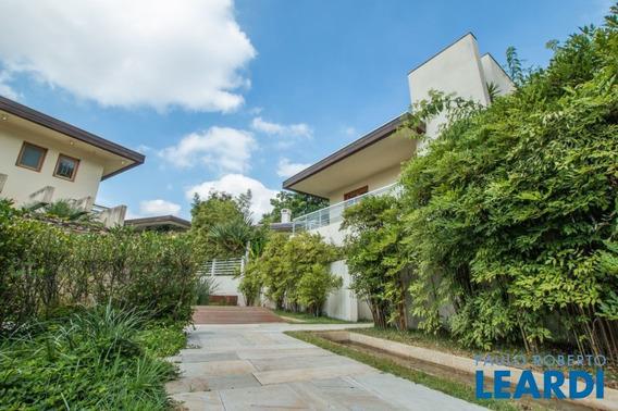 Casa Em Condomínio - Cidade Jardim - Sp - 547362