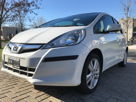 Honda Fit Ex-l 1.5 At