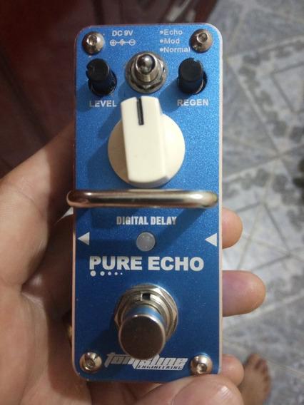 Pedal Tomsline Pure Echo Digital Delay (boss, Mooer, Joyo)