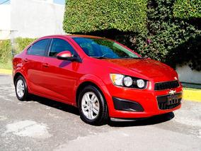 Flamante Chevrolet Sonic 1.6 Lt Automático Como Nuevo
