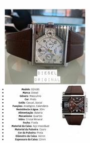 Relógio Diesel Dz4185 Original