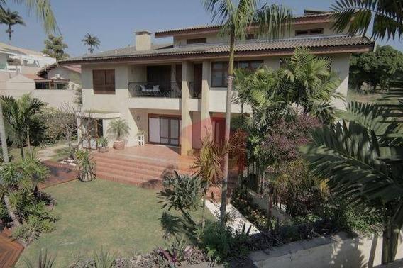 Casa Com 4 Dormitórios Para Alugar, 900 M² Por R$ 5.500/mês - Iate Clube De Americana - Americana/sp - Ca0562