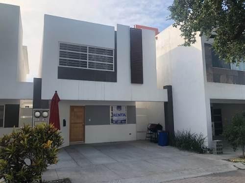 Casa En Renta En Recova Residencial Apodaca Amueblada