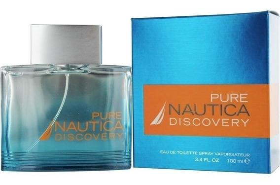 Perfume Nautica Pure Discovery 100ml