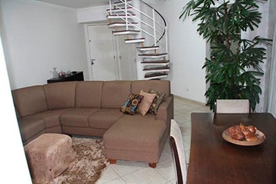 Apto Cobertura 146 M² 3 Dorms Sendo 1 Suite, 2 Vagas Cobertas, 200 Metros Shopping Taboão R$ 650.000,00 - 332