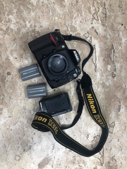 Corpo De Camera D300 Nikon