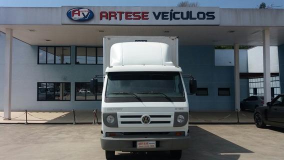 Volkswagen 9.150 Delivery Ano 2011/12 Baú De Alumínio 6,20 M