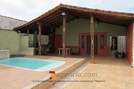 Ch13 Casa Térrea C/ Piscina Churrasqueira 4 Quartos Edicula