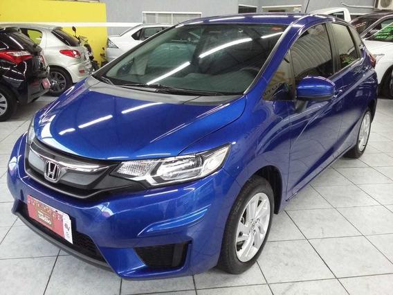 Honda Fit Lx 1.5 Flex 2015 Automático Completo