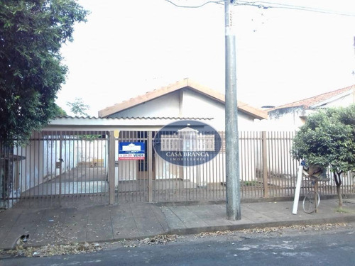 Imagem 1 de 1 de Casa Residencial À Venda, Boa Vista, Araçatuba. - Ca0898