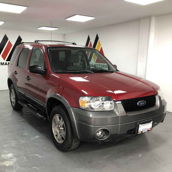 Ford Escape 2005 5p Xls Aut Tela V6