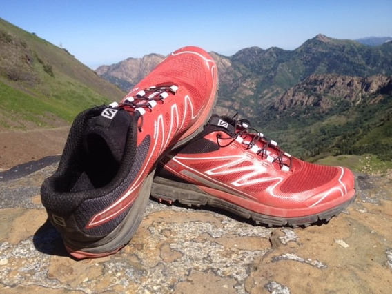 Zapatillas Salomon Sense Pro - Para Competir
