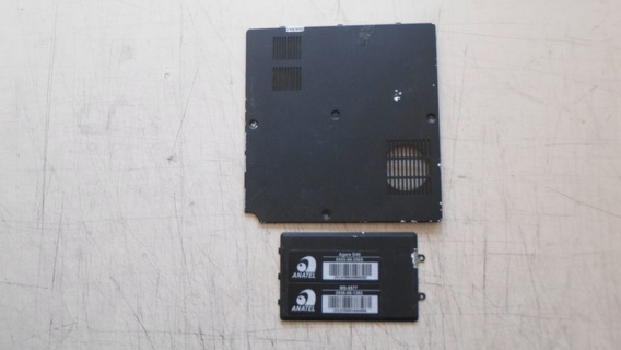 Tampinha Carcaça Inferior Notebook Evolute S430