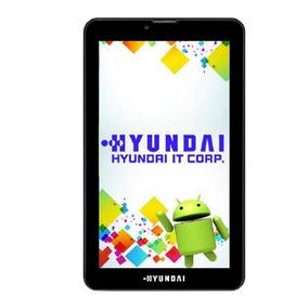 Tablet Hyundai Hdt 7427g 2 Chip 3g 8gb Wifi + Bluetooth