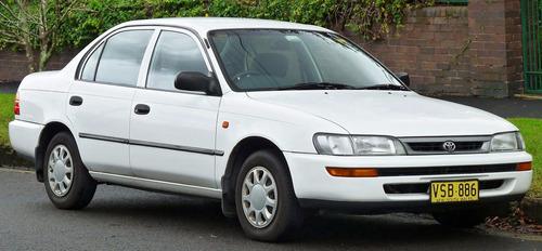 Manual De Taller Toyota Corolla (1991-1999) Español