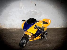Mini Moto De Pista 50 Cc Automatica