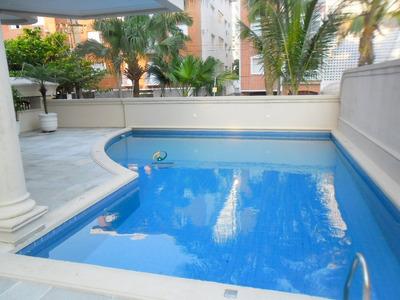 Apartamento A Venda No Bairro Enseada Em Guarujá - Sp. - En80-1