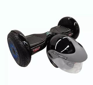 Scooter Electrico Todo Terreno Vento Hover + Casco + Mochila