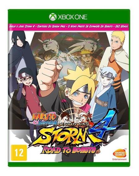 Naruto Shippuden Ultimate Ninja Storm 4 Road Boruto Xbox One