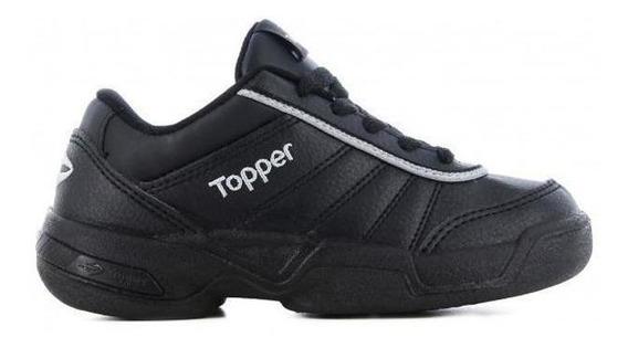 Topper Zapatillas Kids - Tie Break Ii Negro