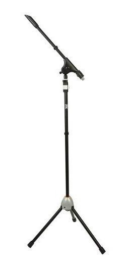Pedestal Girafa C/ 2 Booms Vox Sd 225 Para Microfone Voxtron