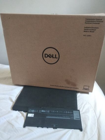 Notebook Dell Latitude 7270 Ssdm2 Nvme 1 Tb + Caixa Original