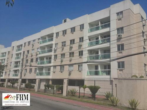 Apartamento Para Venda Em Rio De Janeiro, Campo Grande, 2 Dormitórios, 1 Suíte, 1 Banheiro, 1 Vaga - Fhm2308_2-1078600