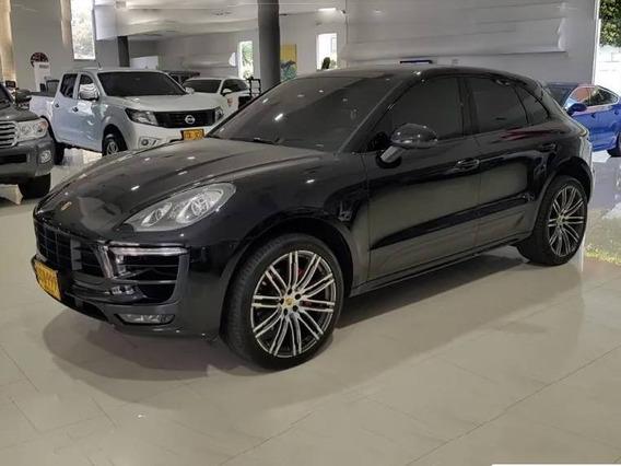 Porsche Maccan Turbo