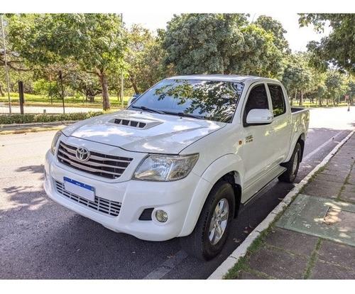 Toyota Hilux 12/13 Diesel 3.0 Std 4x4 Ipva Pago