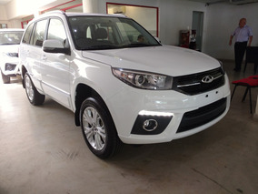 New Chery Tiggo 3 Confort Mt 1.6 (blanco)
