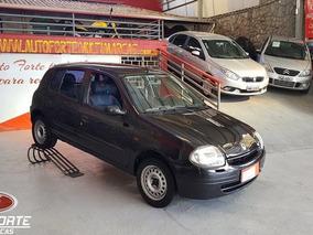 Renault Clio 1.0 Rl 8v Gasolina 4p Manual