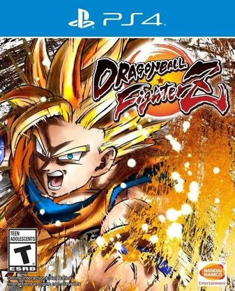 Dragon Ball Fighterz Primária Ps4