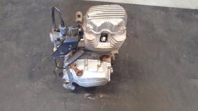 Motor Honda Cg 125 1983 (carburada) (lote: 663)