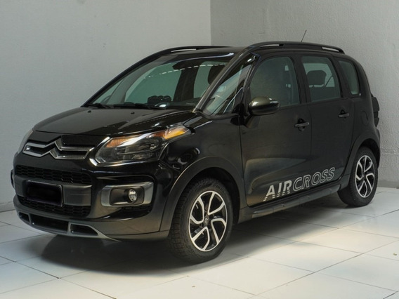 Citroën Aircross 1.6 Exclusive 16v Flex 4p Automático 2015