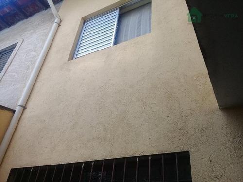 Imagem 1 de 26 de Sobrado Residencial À Venda, Jardim Catanduva, São Paulo. - So0133