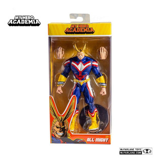 Mcfarlane My Hero Academia All Might