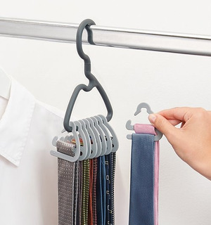 Gancho Corbatas Betterware Recamara Closet Orden