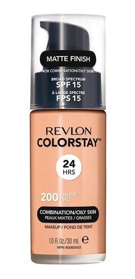 Base Longa Duração Revlon Colortsay 200 Nude