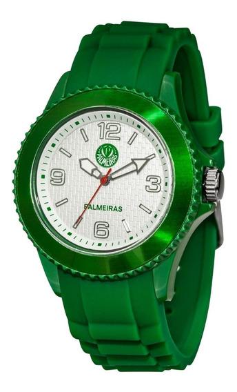 Relógio Oficial Do Palmeiras, Original, Garantia Nota Fiscal