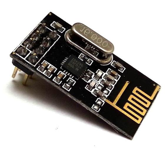 3un Emissor Receptor Radio Frequência 2,4ghz Nrf24l01