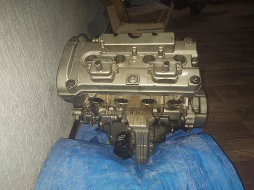 Imagem 1 de 3 de Motor Hornet Honda