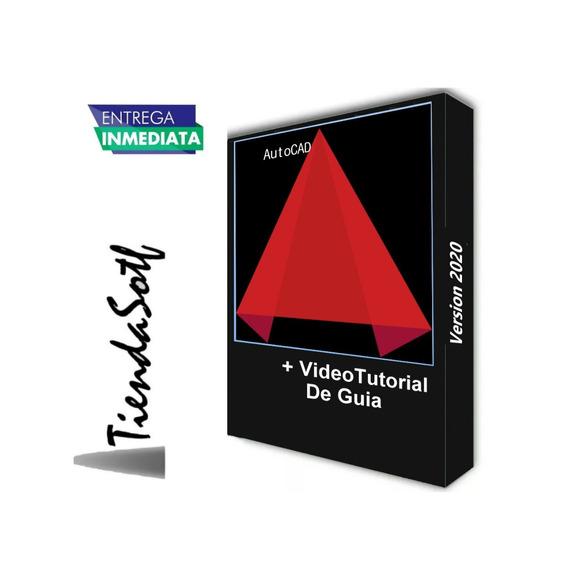 Autocd 2020/20, Videotutorial De Guia