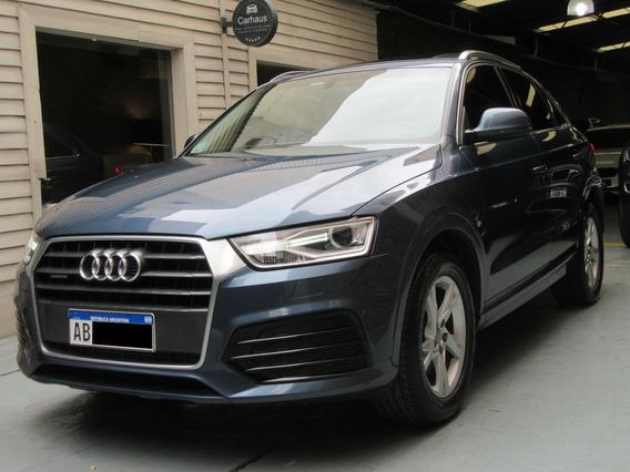 Audi Q3 2.0tfsi Quattro Stronic 220cv Como Nueva - Carhaus