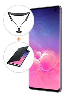 Pack Galaxy S10 Prism Black-equipo Libre-el