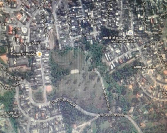 Terreno Residencial À Venda, Jardim Maria Cecília, Ferraz De Vasconcelos. - Te0002 - 34651257
