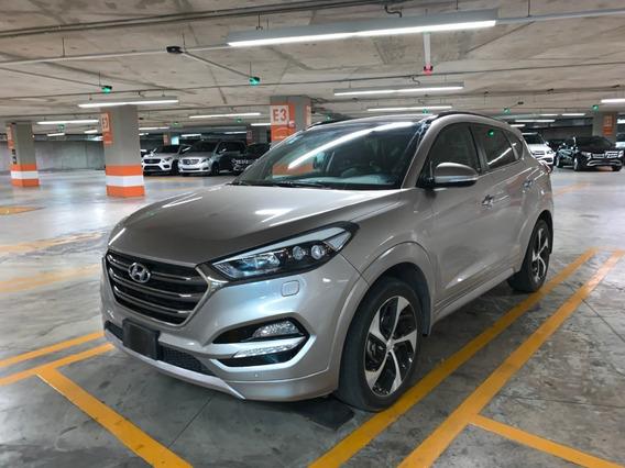 Hyundai Tucson Limited 2018 Gris