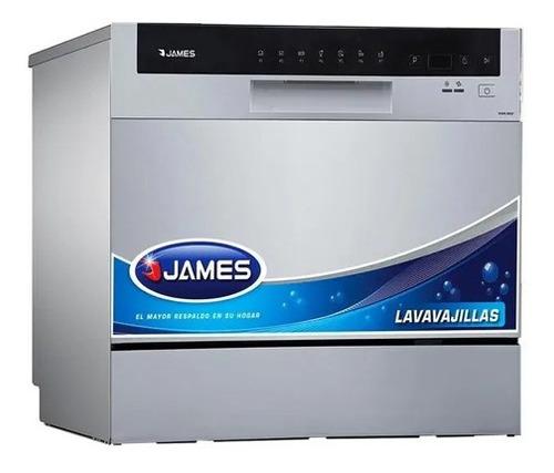 Lavavajillas 6 Servicios James Inox Tecnologia Alta Gama Pcm