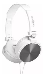 Auricular Noblex Plegable C/ Micrófono 1,2 Mts Super Liviano