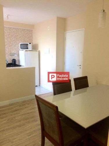 Apartamento 56 M² E 2 Dts Na Vila Guarani - Ap25074