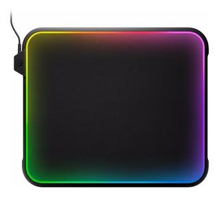 Mousepad Gamer Steelseries Qck Prism Dual Tela Y Plastico